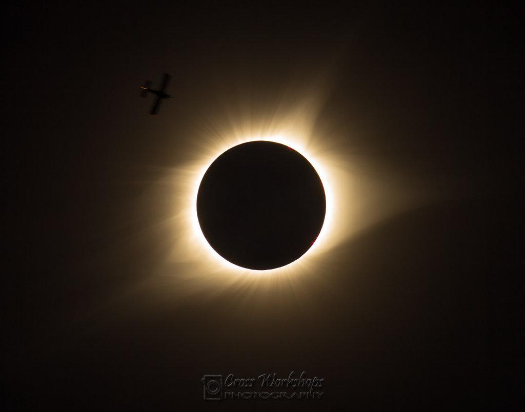 2017 Solar Eclipse (Plane)